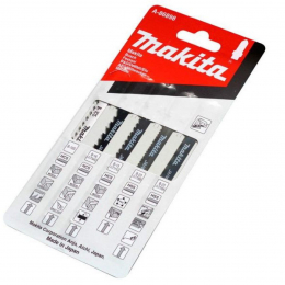 Makita A-86898 Pack de 5 Lames de Scie-Sauteuse