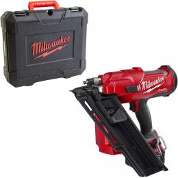 Milwaukee M18 FFN-502C Cloueur de Charpente M18 Fuel 2x5.0Ah (4933471404)