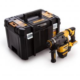 DeWalt DCH333NT-XJ Perforateur, Burineur SDS-PLUS 54V XR Flexvolt 3.5J + Coffret T-Stak (Machine seule)