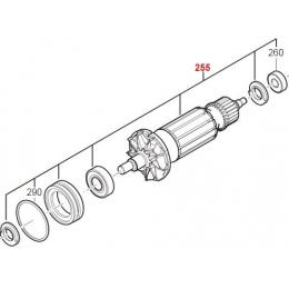 Fein Induit 230V pour FSC500QSL (53278008230)