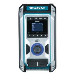 Makita DMR115 Radio de chantier Bluetooth & DAB 12V à 18V Li-Ion (Produit seul)