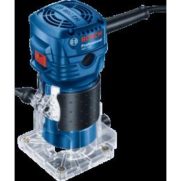 Bosch Affleureuse GKF 550 Professional ø6mm 550W (06016A0020)