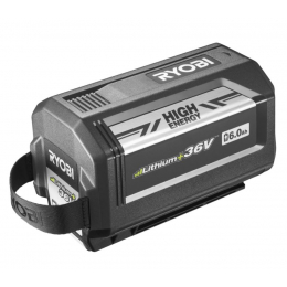 Ryobi RY36B60A Batterie 36V MaxPower 6.0Ah HIGH ENERGY (5133004458)