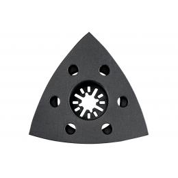 Metabo Patin de ponçage triangulaire velcro 93mm OIS (626421000)