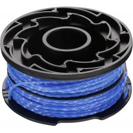 Black&Decker Lot de 3 bobines A6441 Reflex pour coupe bordure (A6441X3-XJ)