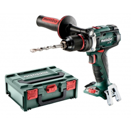 Metabo BS 18 LTX Impuls Perceuse, Visseuse 18V Machine avec coffret metaBOX (602191840)