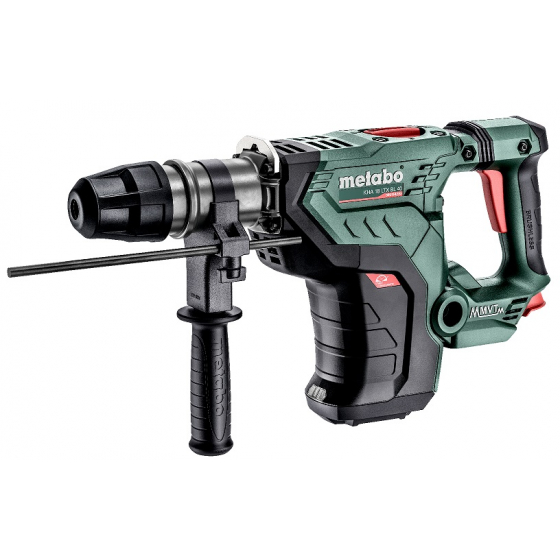 Metabo KHA 18 LTX BL 40 Perforateur, Burineur 18V SDSmax 8,6J (600752840)