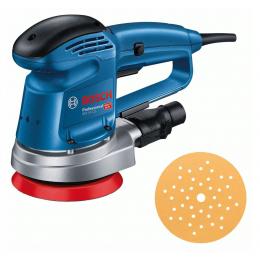 Bosch Bosch GEX 34-125 Professional Ponceuse excentrique ø125mm (0601372300)