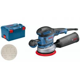 Bosch Ponceuse excentrique GEX 40-150 Professional avec L-Boxx (060137B201)