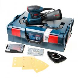 Bosch Ponceuse vibrante GSS 160 Multi Professional avec coffret L-Boxx (06012A2300)