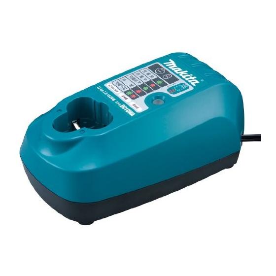 Makita Chargeur DC10WA pour batteries 10.8V Li-ion