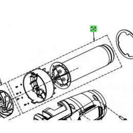 Ryobi Résistance de chauffage pour décapeur thermique EHG2000LCD et EHG2020LCD (5131030984)