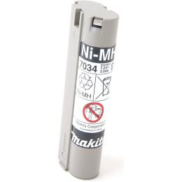 Makita Batterie 7034 Makita Ni-Mh 7.2 V / 2.5 Ah (193888-6)