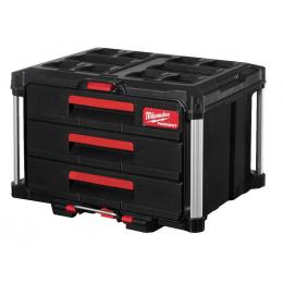 Milwaukee Coffret 3 tiroirs Packout (4932472130)