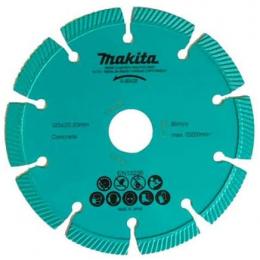 Makita A-80438 Disque diamant béton ø125mm pour rainureuse à sec
