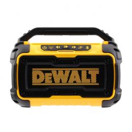 DeWalt DCR011-XJ Enceinte de chantier sans fil Bluetooth XR (12/14,4/18V/54V)