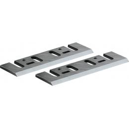 Makita Jeu de fers 110 mm HSS réaffutables pour rabots 1911B (793008-8)
