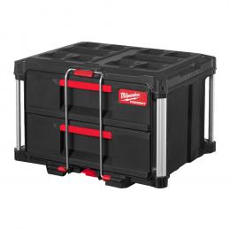 Milwaukee Coffret 2 tiroirs Packout (4932472129)