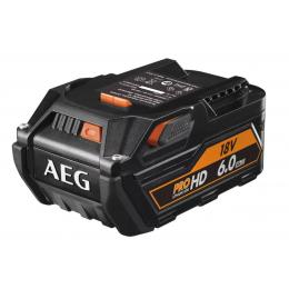 AEG L1860RHD Batterie 18V 6.0Ah Pro Lithium-Ion HD (4932464754)