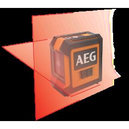 AEG Niveau laser croix rouge CLR215-B (4935472252)
