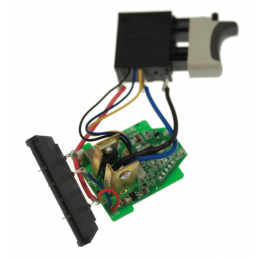 Ryobi Interrupteur pour perceuse 14V R14DDE (5131031246)