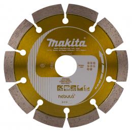 Makita Disque diamant 125mm NEBULA pour béton B-53992