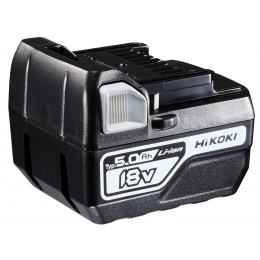 Hikoki Batterie 18V 5.0Ah compacte BSL1850C