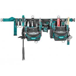 Makita Ceinture porte outils complète à 5 poches E-05169