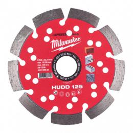 Milwaukee Disque diamant ø125mm Speedcross HUDD (4932399820)