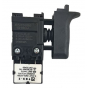 Makita  650588-6 Interrupteur C3VA-2L-C pour perforateur DS4010, HR2230, HR2460, HR2460F, HR2470, HR2470F, HR2470T
