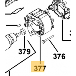 DeWalt Inducteur 230V pour scie D27113 Type 3 (N609900)