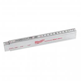 Milwaukee Mètre pliant composite 2m x 15mm (4932459301)