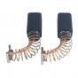 Hitachi Paire de charbons perforateur DH24PC3, DH24PM, DH28PCY, DH26PC (999072)