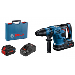 Bosch GBH 18V-36 C Professional Perforateur sans-fil BITURBO SDS max 2x8.0Ah (0611915002)