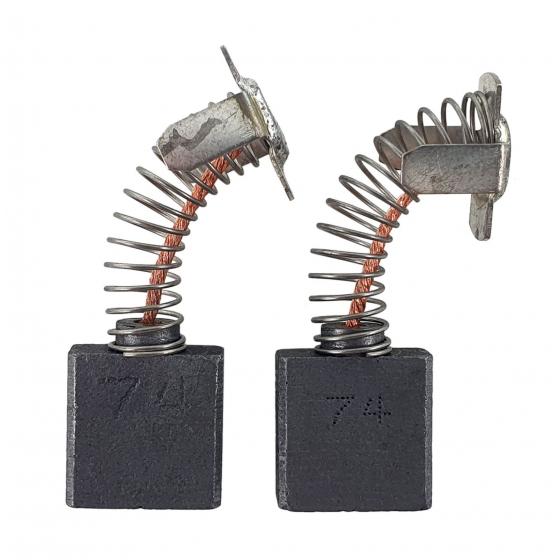 Hitachi 999074 Paire de Charbons Autorupteurs PH65A, H60MC, DH50MR, PDM180, SAG180, G23SF, G23SE