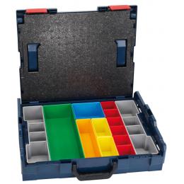 Bosch Coffret L-BOXX 102 + set couleur 13 pièces (1600A001S4)