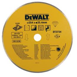 DeWalt Disque diamant ø250mm pour les matériaux de construction (DT3734-XJ)