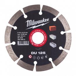 Milwaukee Disque diamant ø125mm DU125 (4932399522)