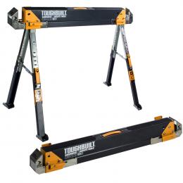Toughbuilt Pack de 2 tréteaux-table de chantier TB-C700