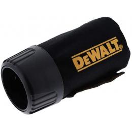 Dewalt N273733 Sac à poussière Airlock pour ponceuse DWE6411, DWE6423, DCW210, DCW200