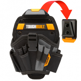 Toughbuilt Poche porte visseuse (Grand) TB-CT-20-L