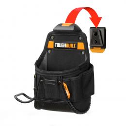 Toughbuilt Poche à outils de chantier avec porte-marteau TB-CT-24
