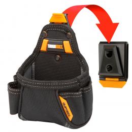 Toughbuilt Poche à outils pour mètre ruban Multi-usages TB-CT-25