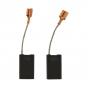 BOSCH Paire de balais pour GBH 10 DC, GSH 10 DC, GBH 11 DE, GSH 11 E (1617014126)