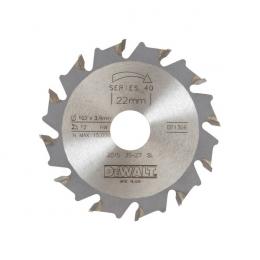 DeWalt Fraise ø102x22mm pour lamelleuse DW682 ( DT1306-QZ)