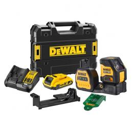 DeWALT DCE088D1G18-QW Laser croix vert XR 12V et 18V 1x2.0Ah