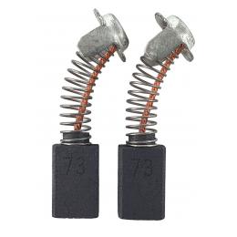 Hitachi 999073 Paire de charbons pour perforateur H45MR, H41SA, H50, DH40MR, KDH38