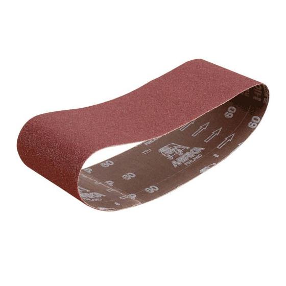 5 bandes abrasives 75x533 mm pour ponceuse toomanytools. Black Bedroom Furniture Sets. Home Design Ideas