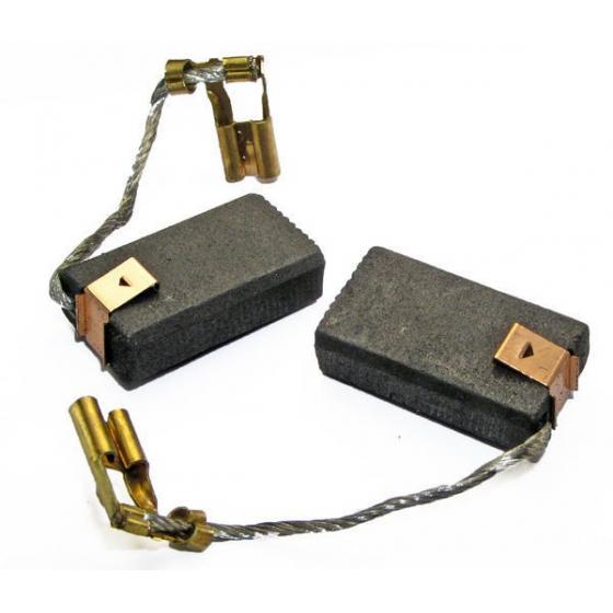 BOSCH 1617014122 Charbons - Jeu de balais GBH5/40DCE GBH38 11244E GSH5CE GSH4