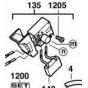 AEG Interrupteur de commande 4931372529